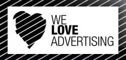 We love Advertising