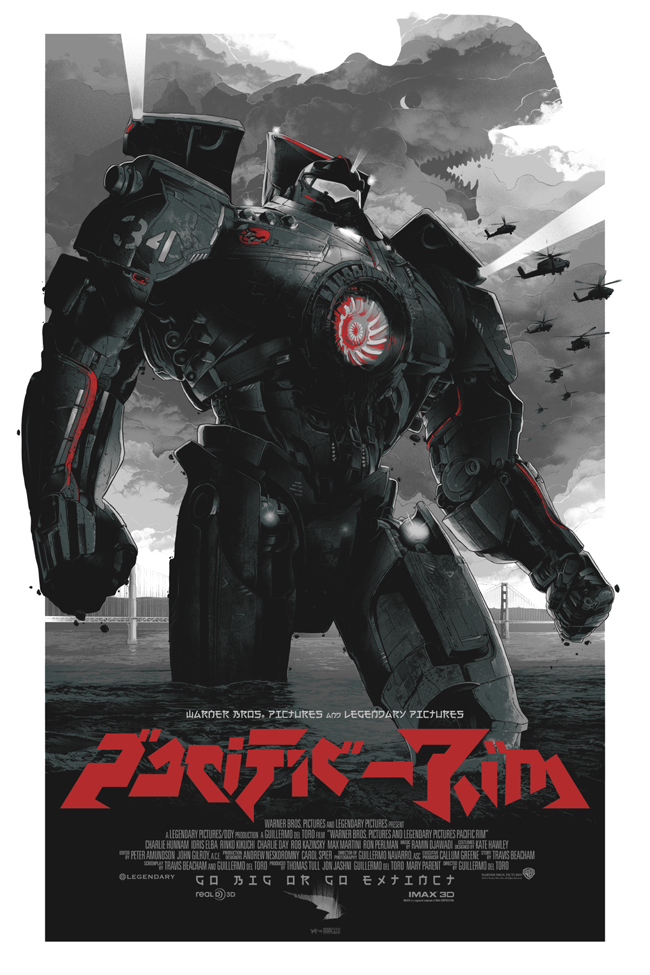 Gabz illustration movie posters 11