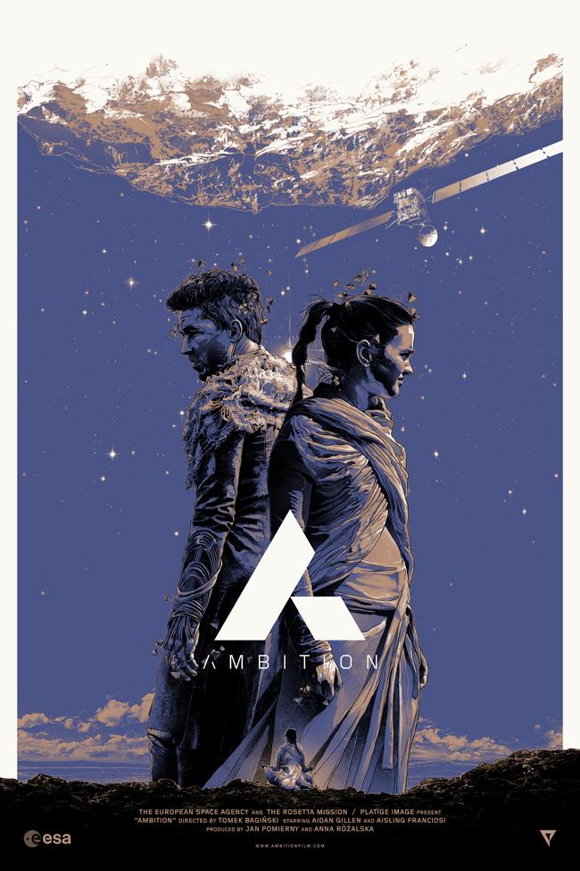 Gabz illustration movie posters 5