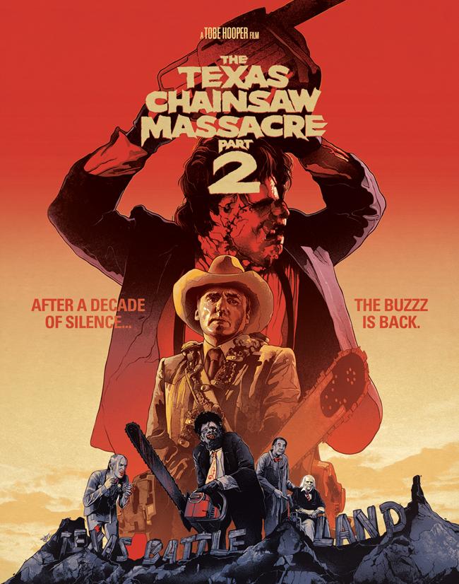 Gabz illustration movie posters 6