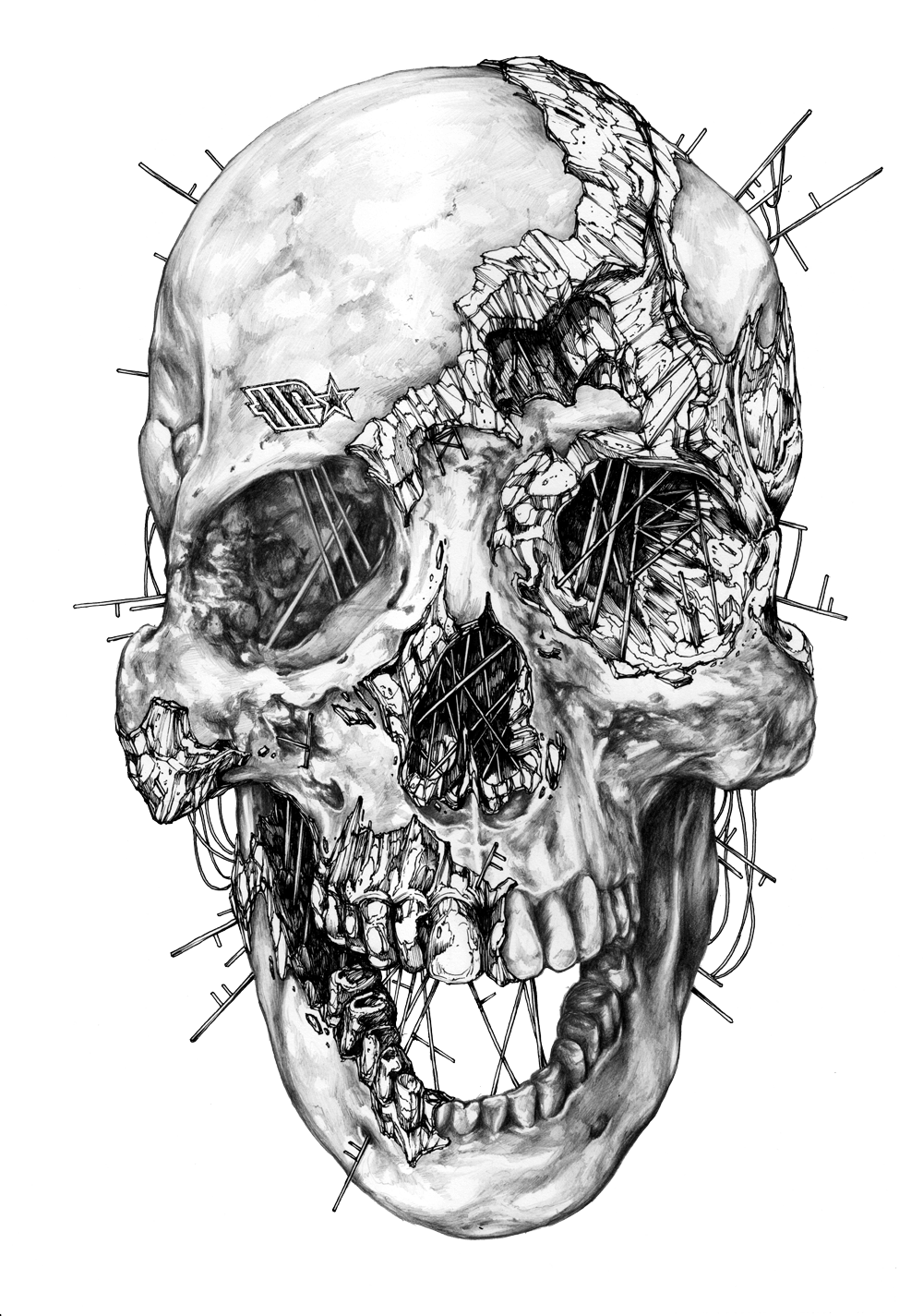 Tarin Yuangtrakul illustration 7