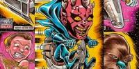 Caricaturas de Star wars ilustradas por Brent Engstrom