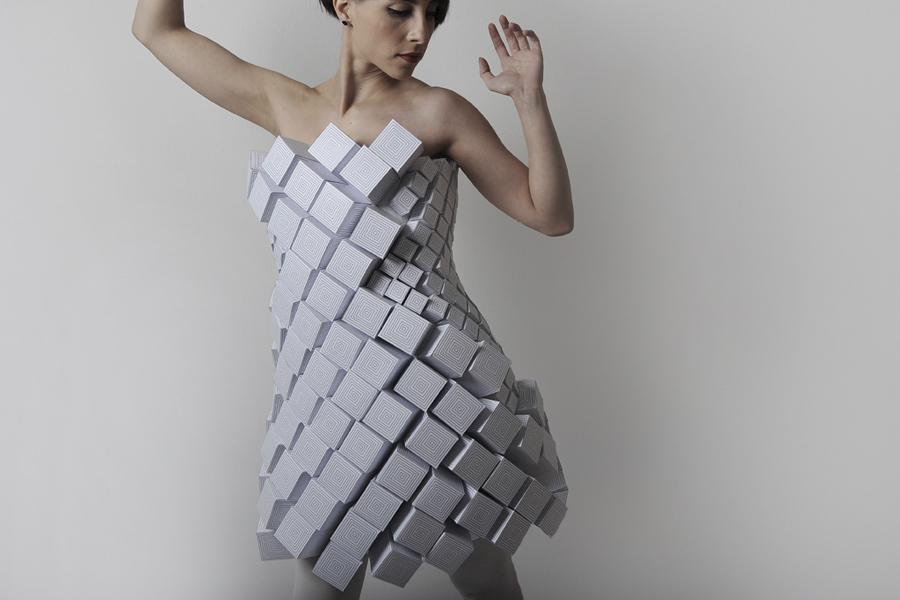 Бумажная одежда своими руками фото