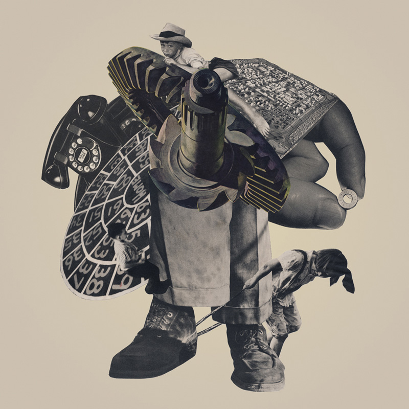 Joe-Castro-collage-oldskull-4