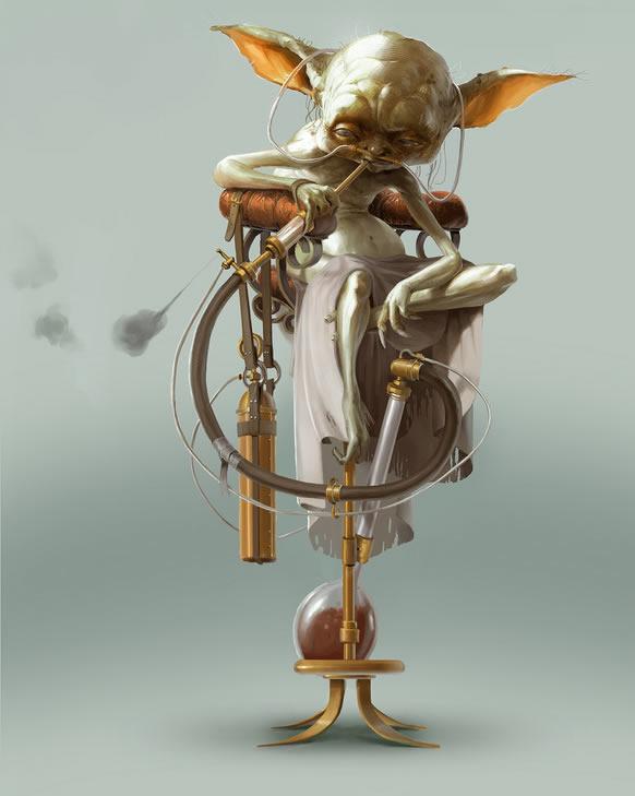 steampunk-star-wars-yoda-oldskull-illustration