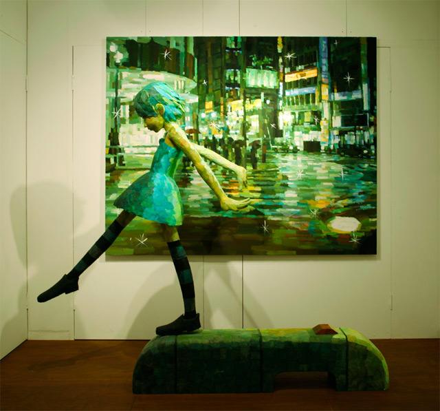 shintaro ohata 3d paintings 5