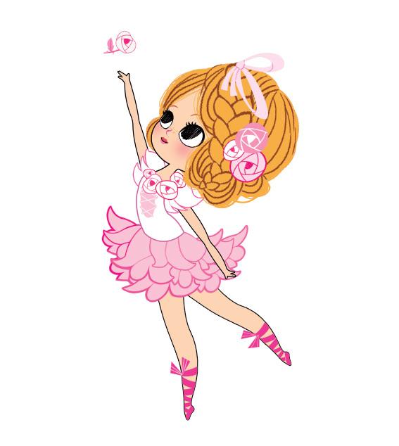 lilidoll illustration cute 2