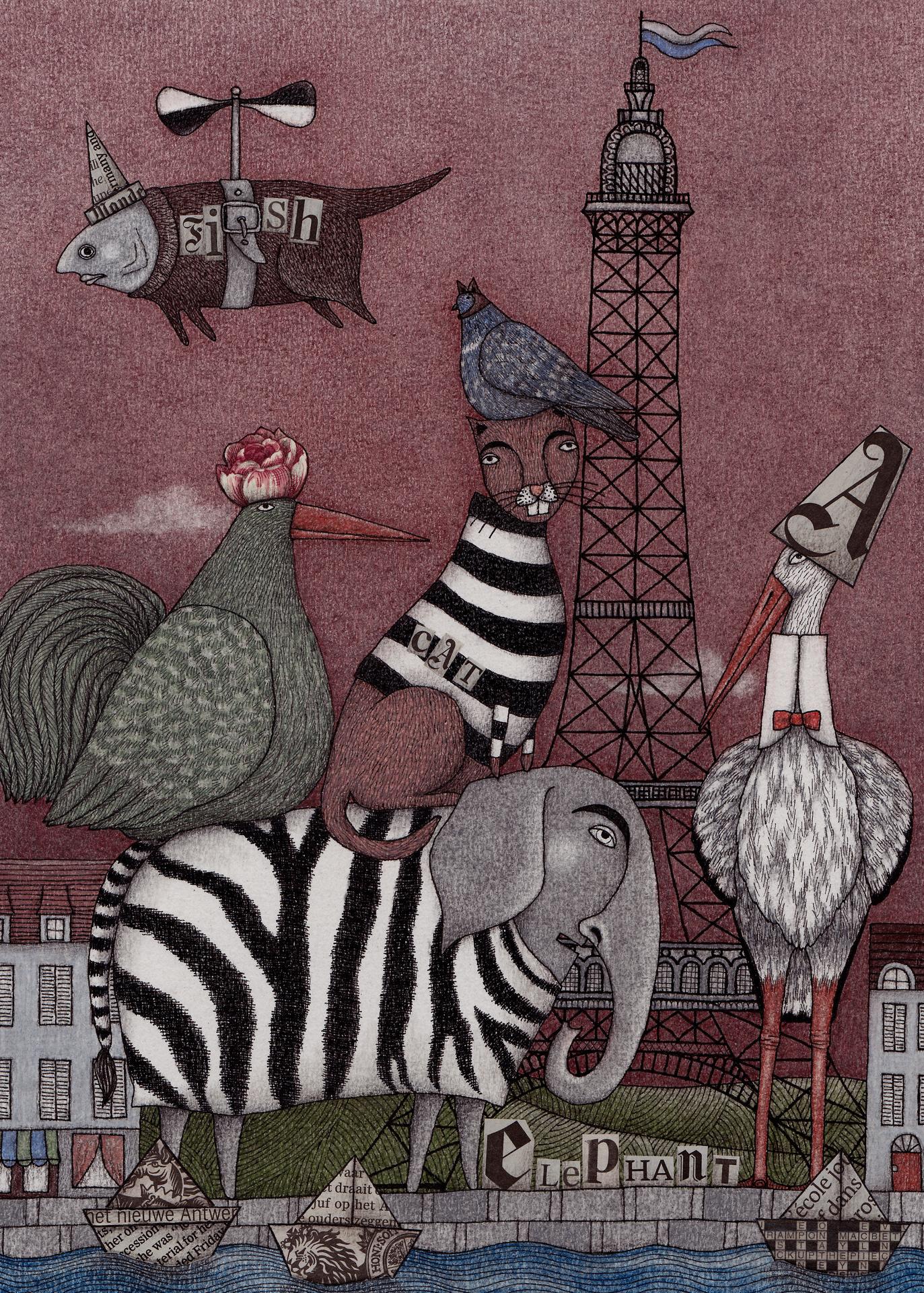 Judith Clay illustration 3