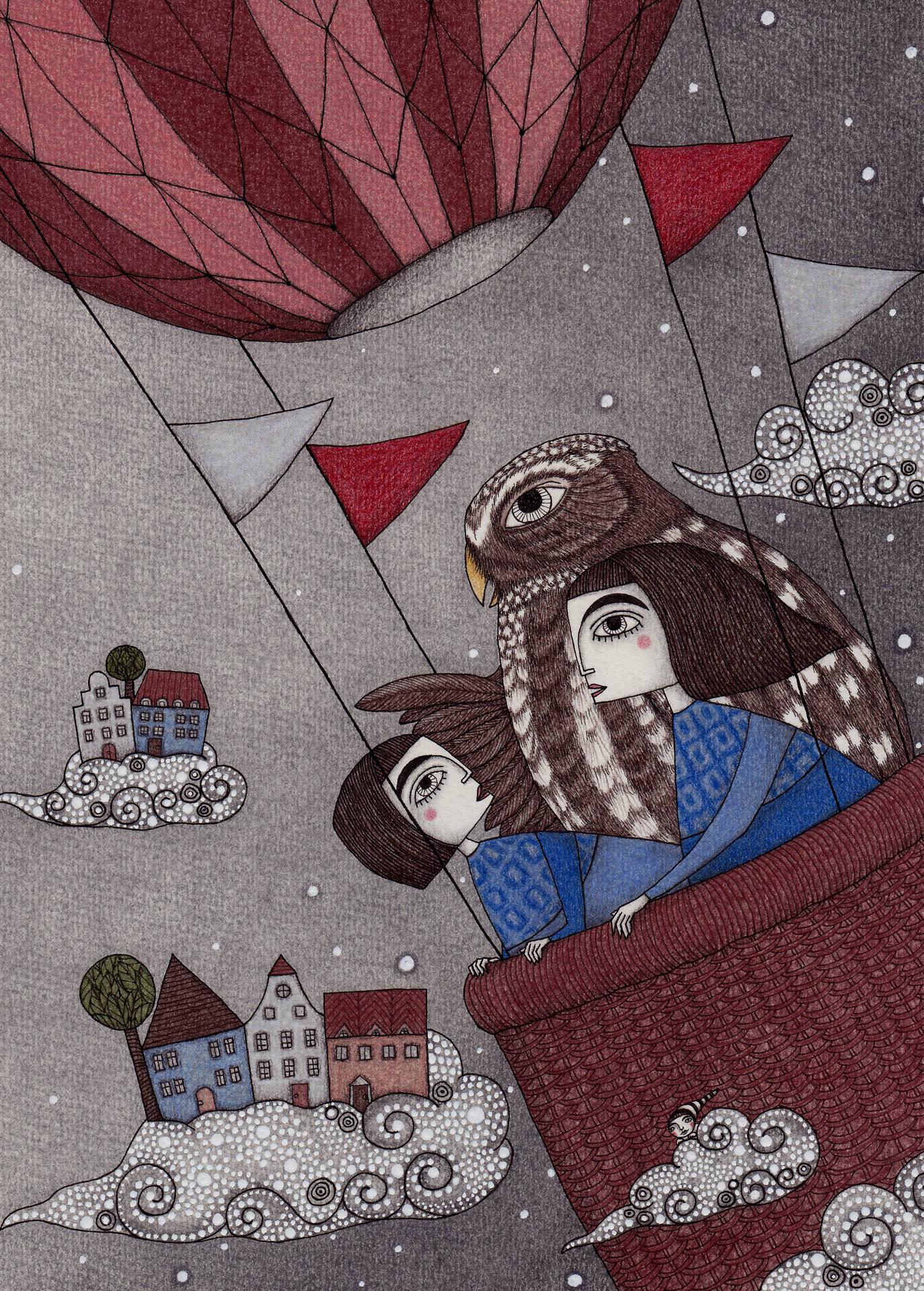 Judith Clay illustration 4