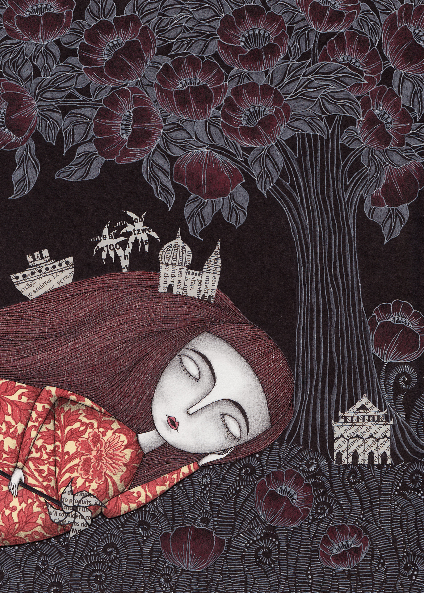 Judith Clay illustration 5