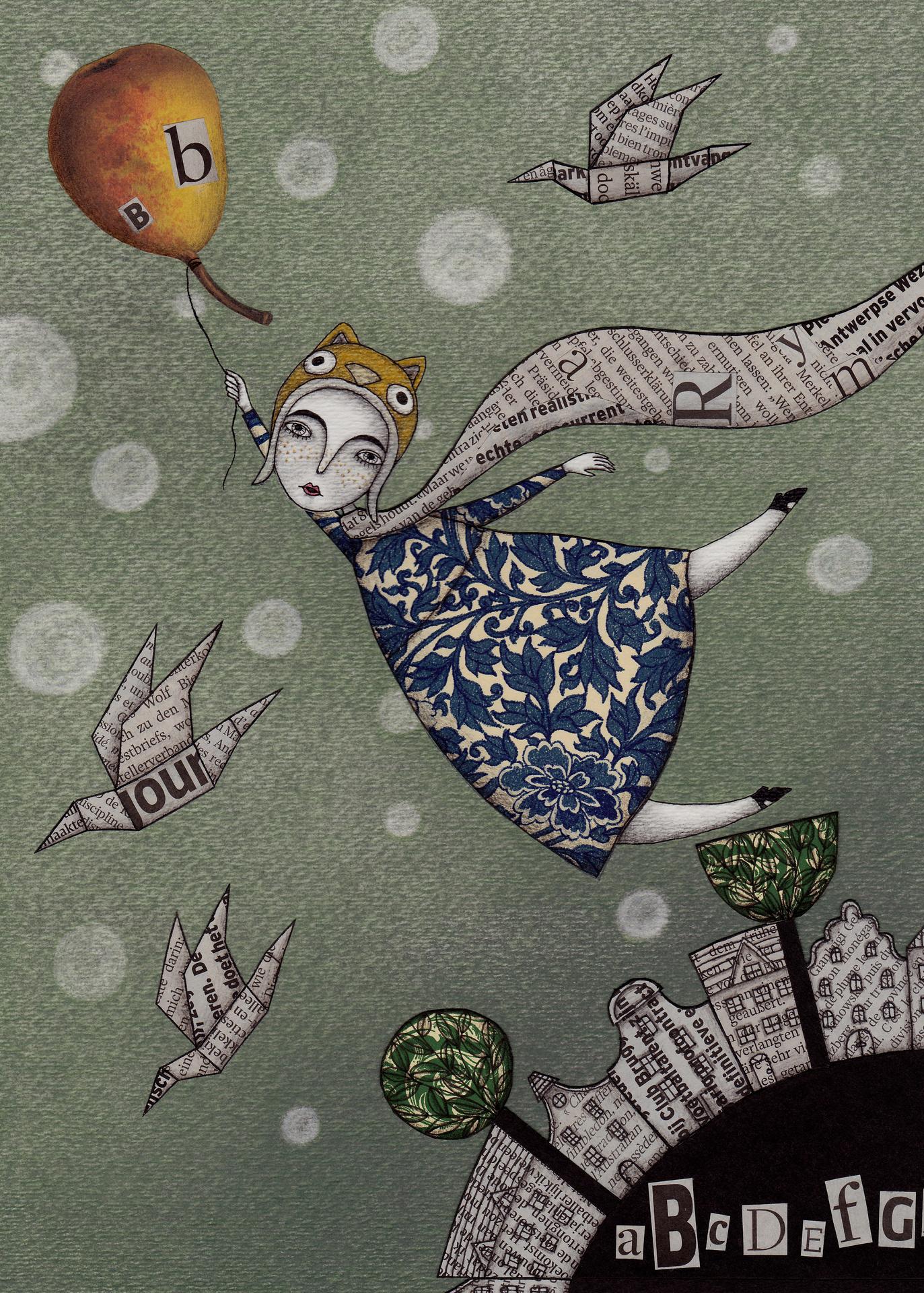 Judith Clay illustration 6