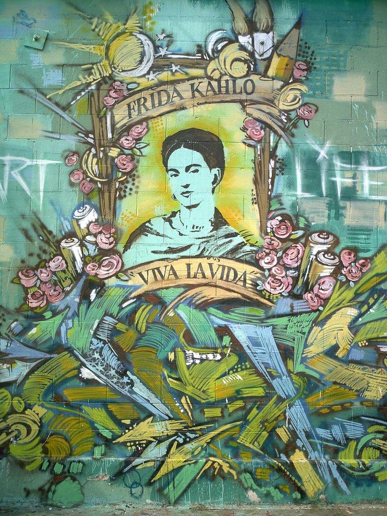 Kahlo By Siner