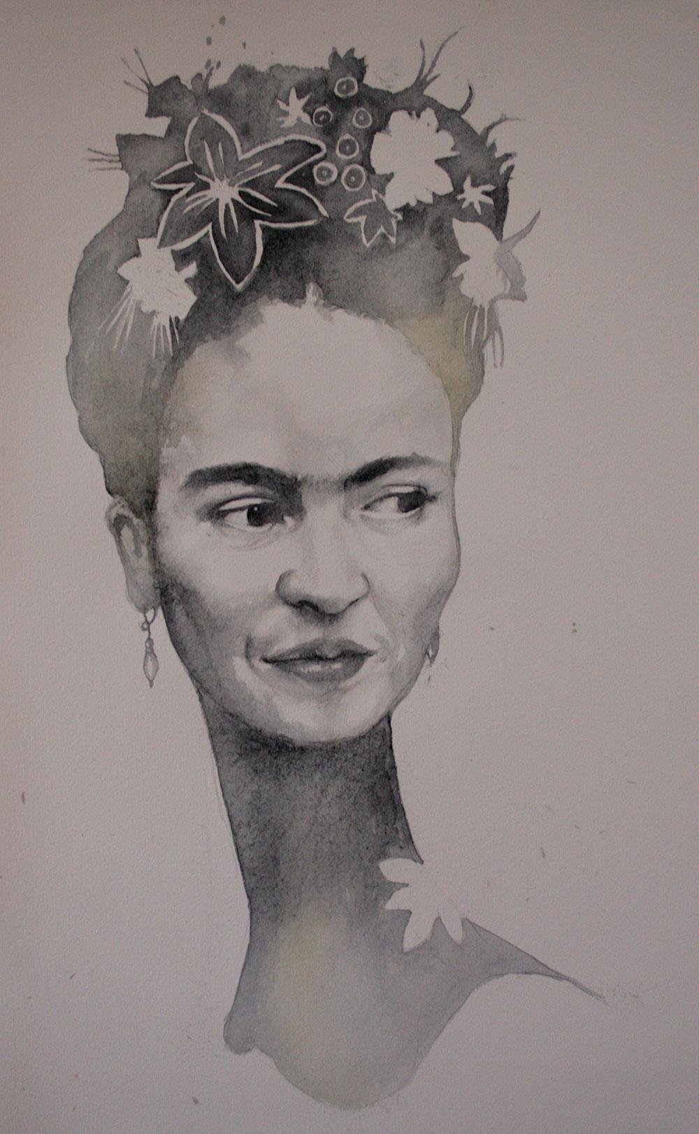 aguacolor frida kahlo
