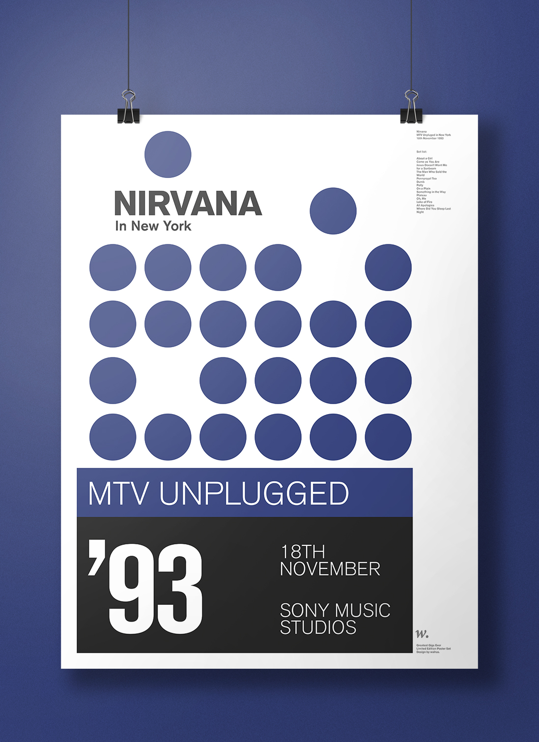 music posters cassettes 5
