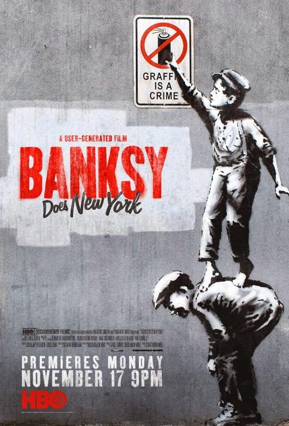 Banksy does new york documental hbo 2