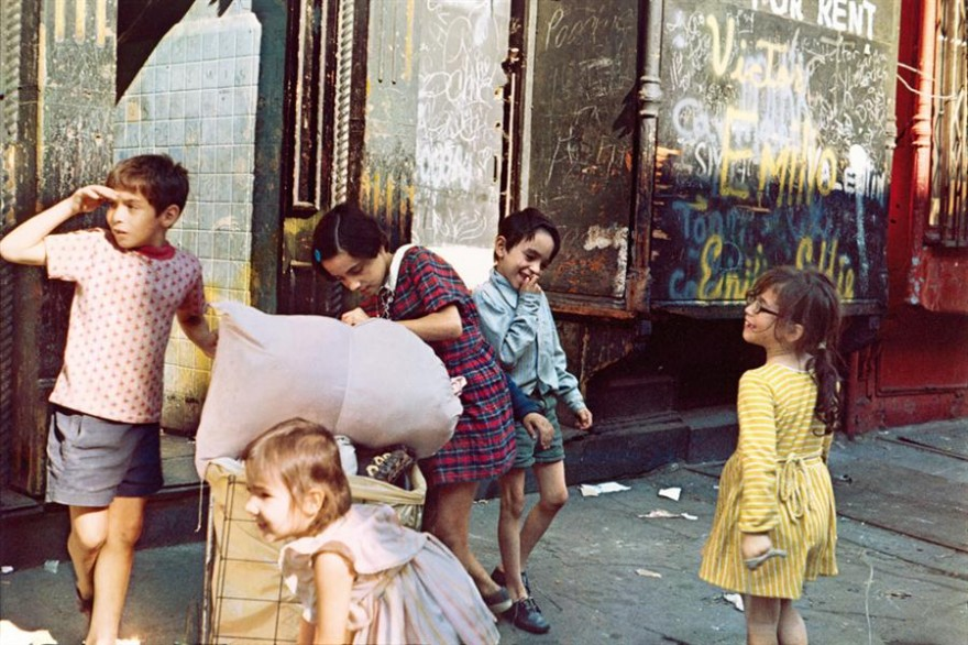 Copyright Helen Levitt All rights reserved