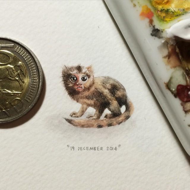 Lorraine Loots mini paintings 10
