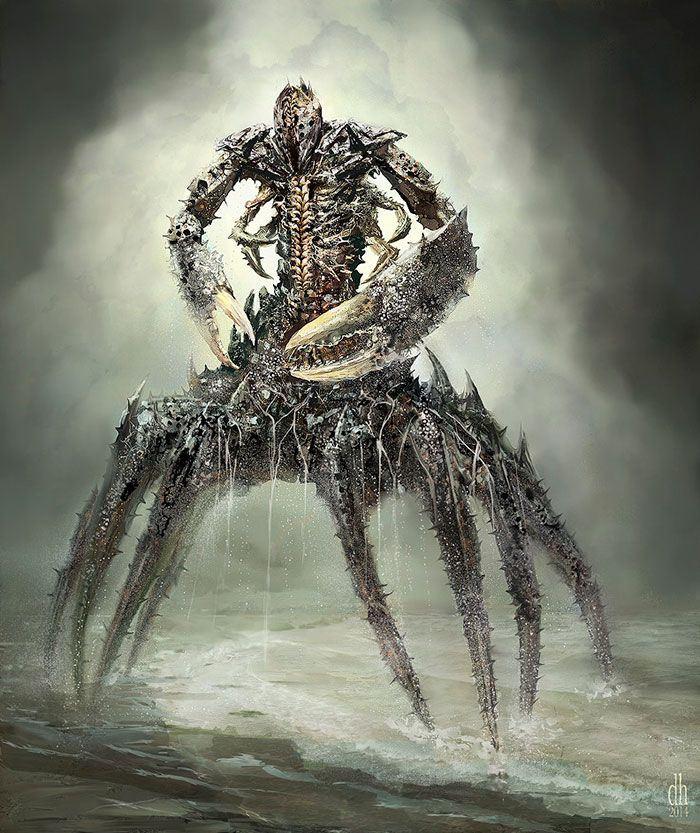 Cancer illustration