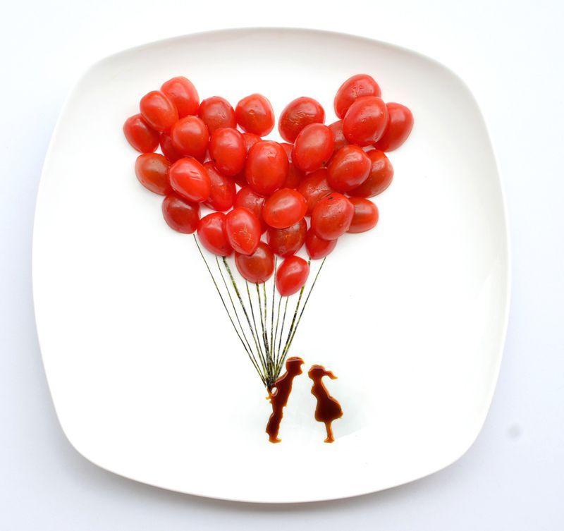 Hong Yi food creative 1