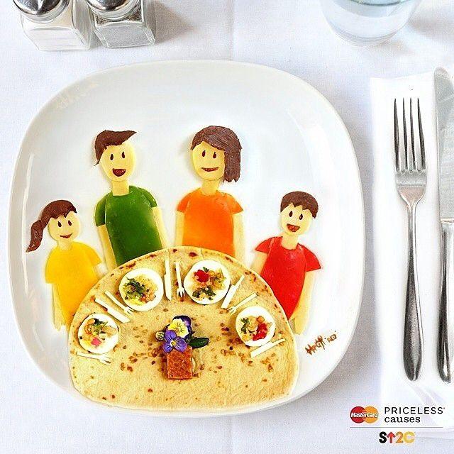 Hong Yi food creative 13