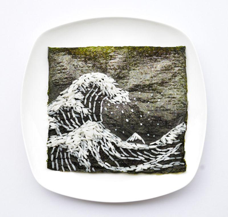 Hong Yi food creative 3
