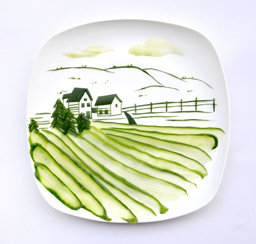 Hong Yi food creative 6