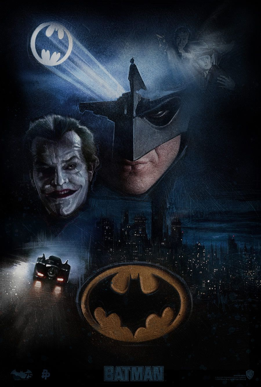Paul shipper movie posters 3