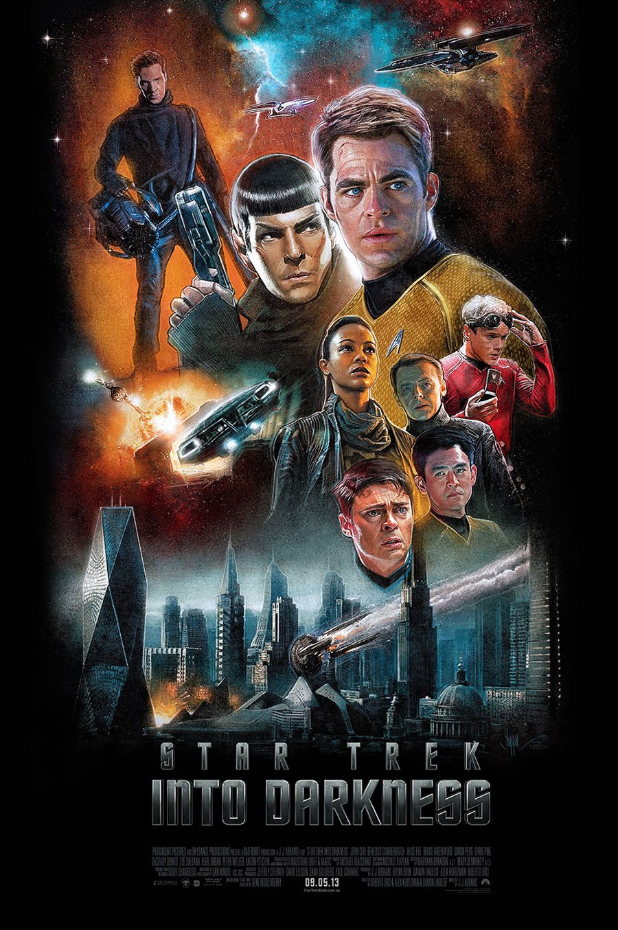 Paul shipper movie posters 6