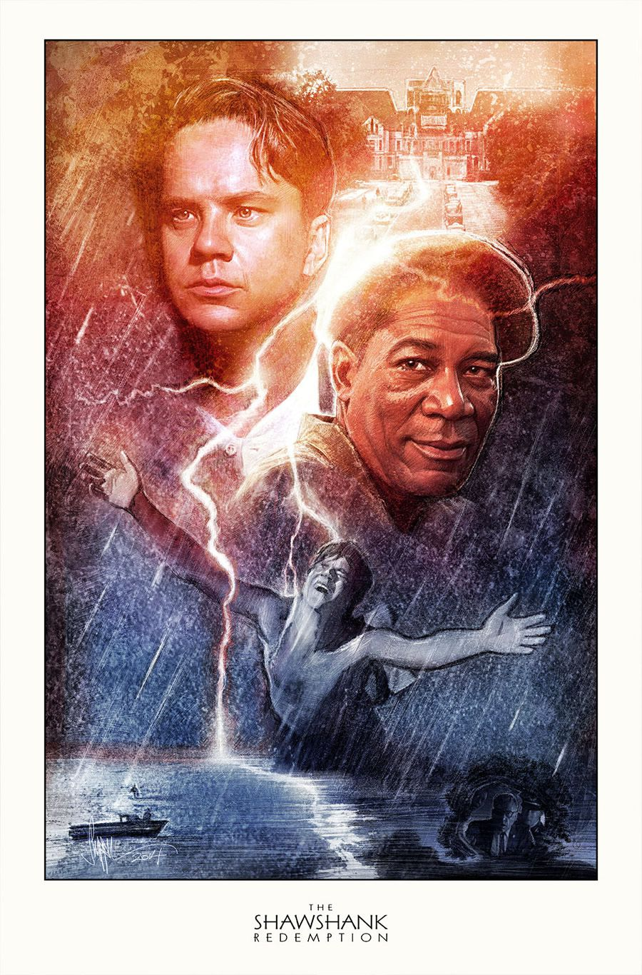Paul shipper movie posters 7