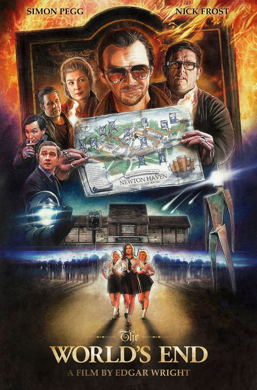 Paul shipper movie posters 9