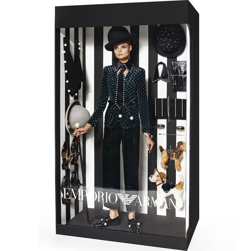 Supermodels Dolls VOGUE 10