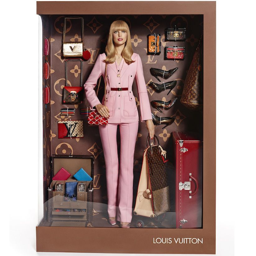 Supermodels Dolls VOGUE 5