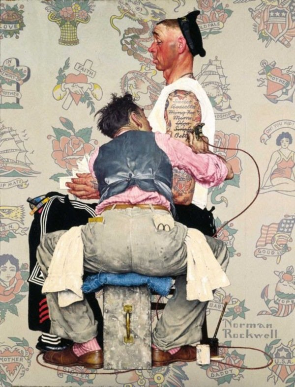 norman rockwell 0-2