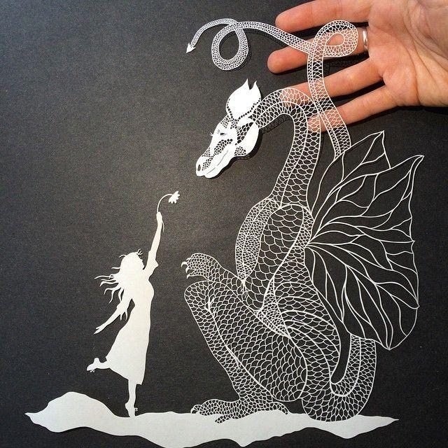 paper cut illustrations 10