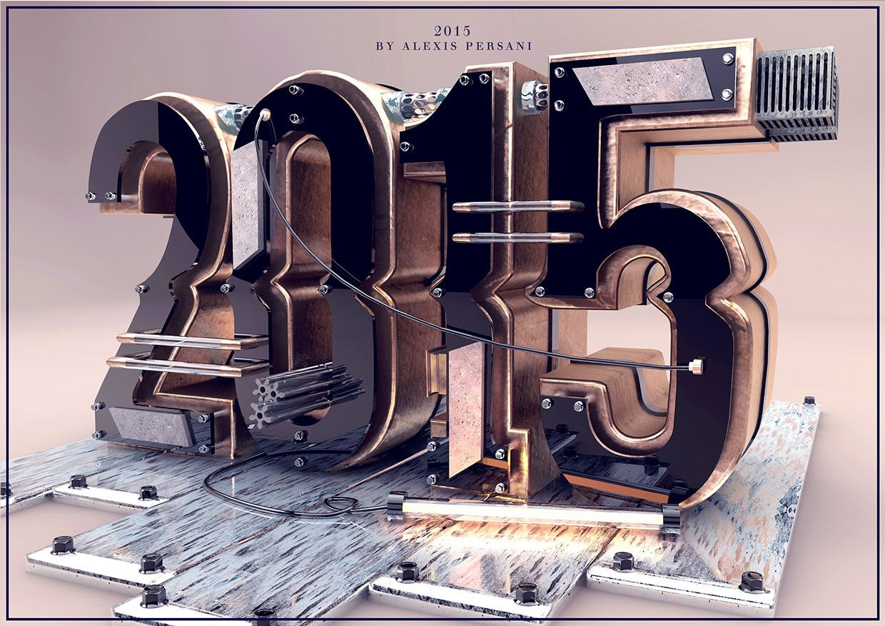 typography by alexis-persani 3
