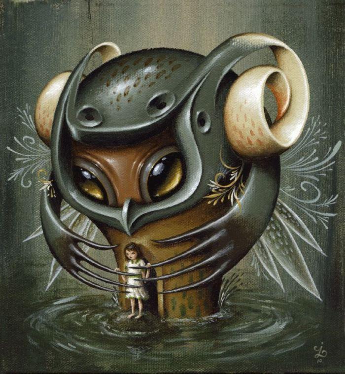 Creepy-Illustrations-jason limon-12