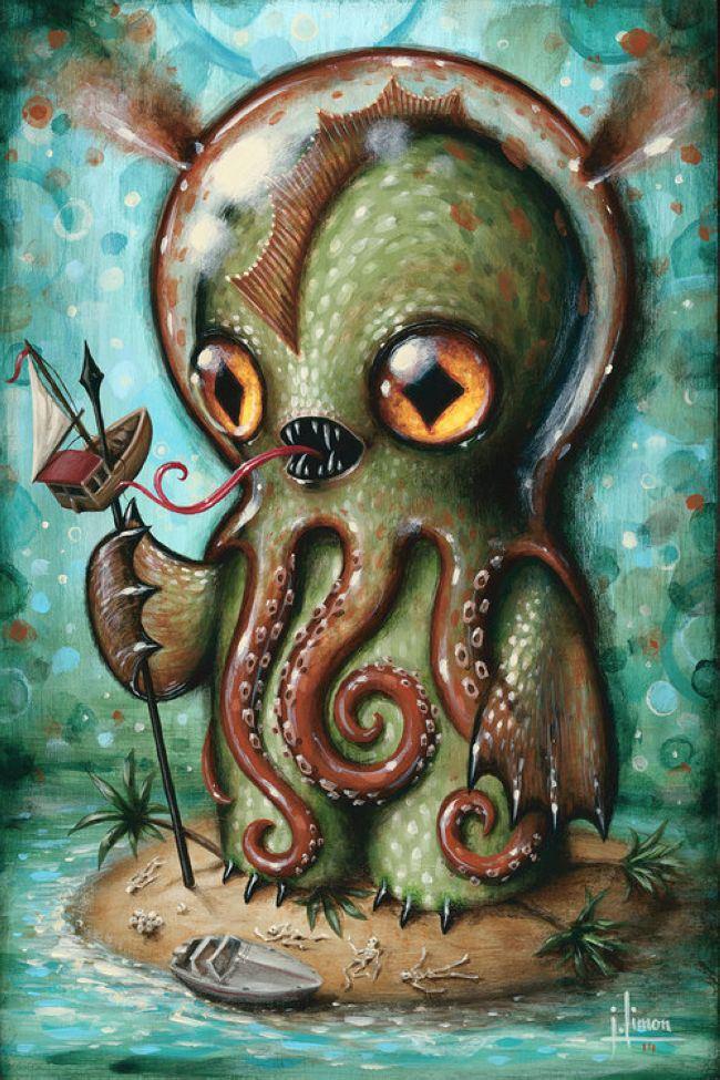 Creepy-Illustrations-jason limon-3