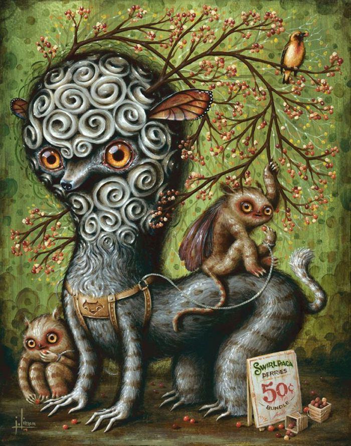 Creepy-Illustrations-jason limon-9