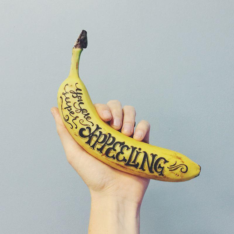 Food lettering 11