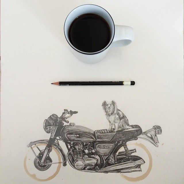 cofee illustrations 1