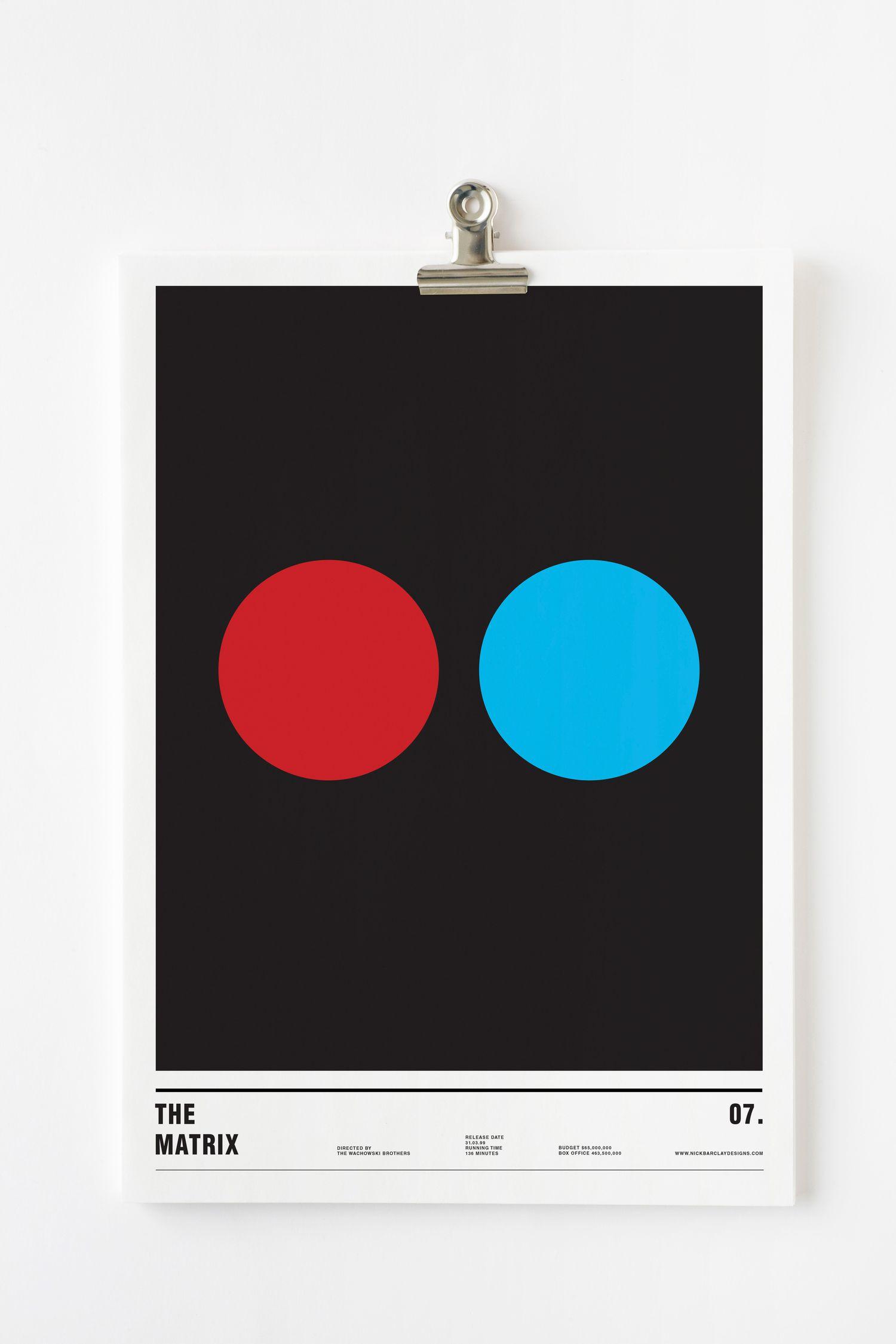 matrix minimalism