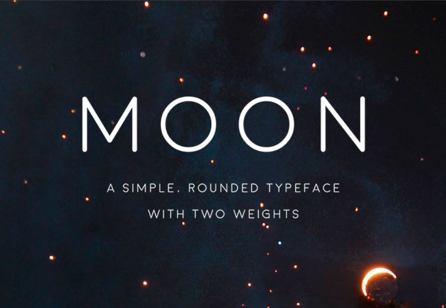 moon-free-font