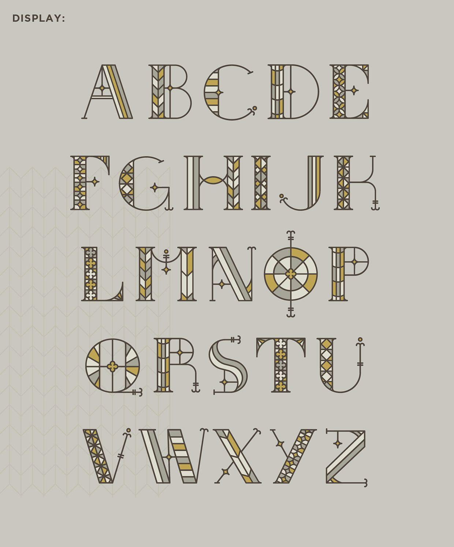 south rose free font 1