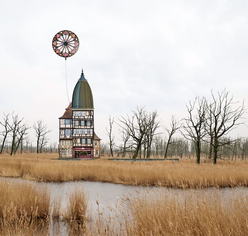 Surreal-Homes-by-Matthias-Jung-1
