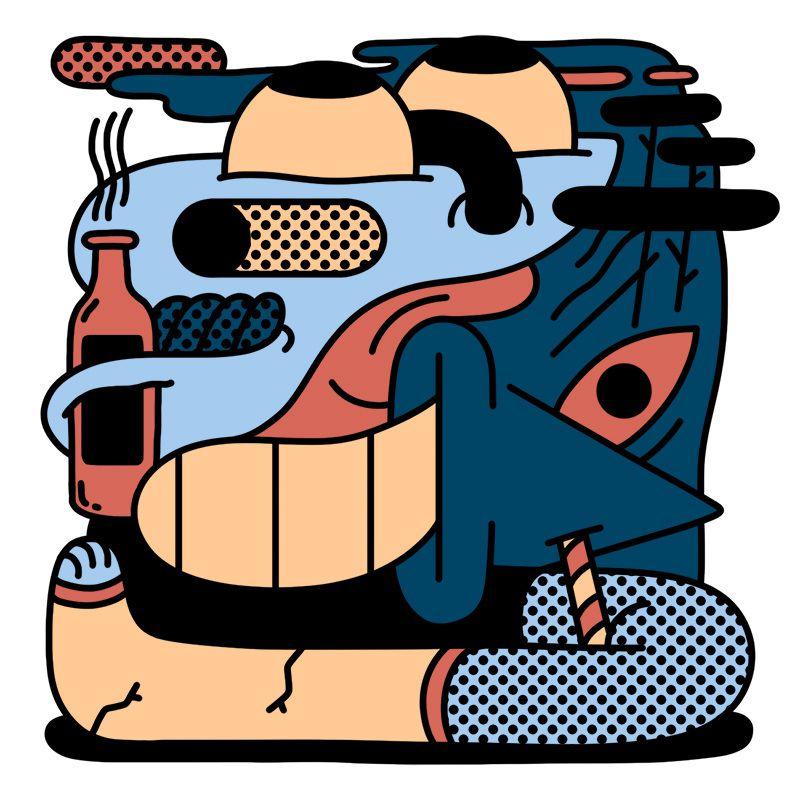 pop illustrations Simon Landrein 5