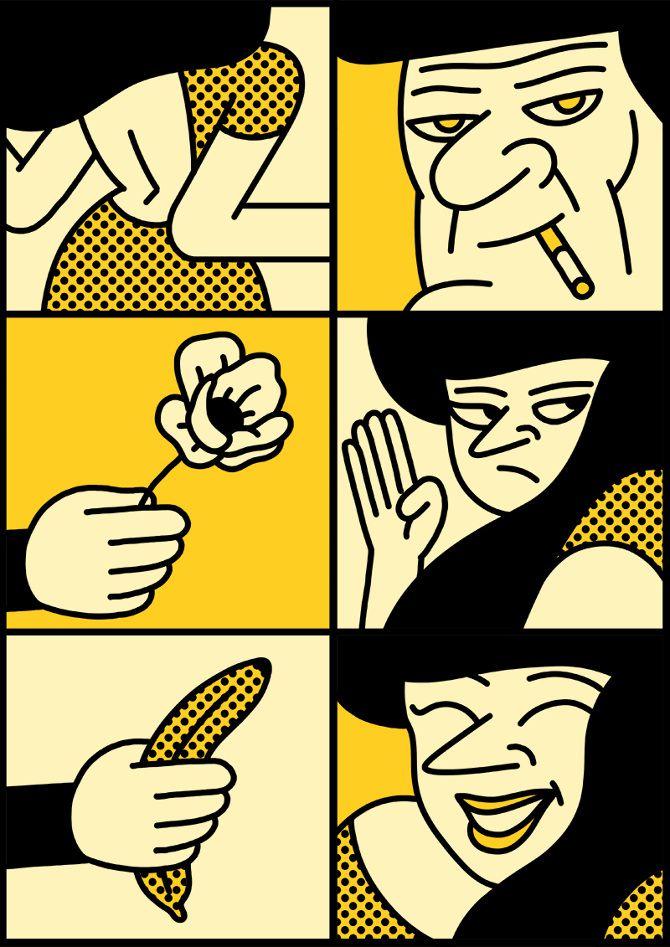 pop illustrations Simon Landrein 6