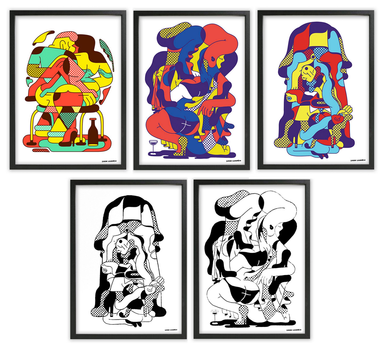 pop illustrations Simon Landrein 7