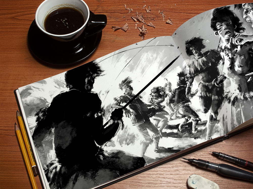 Micaela Dawn illustration 11