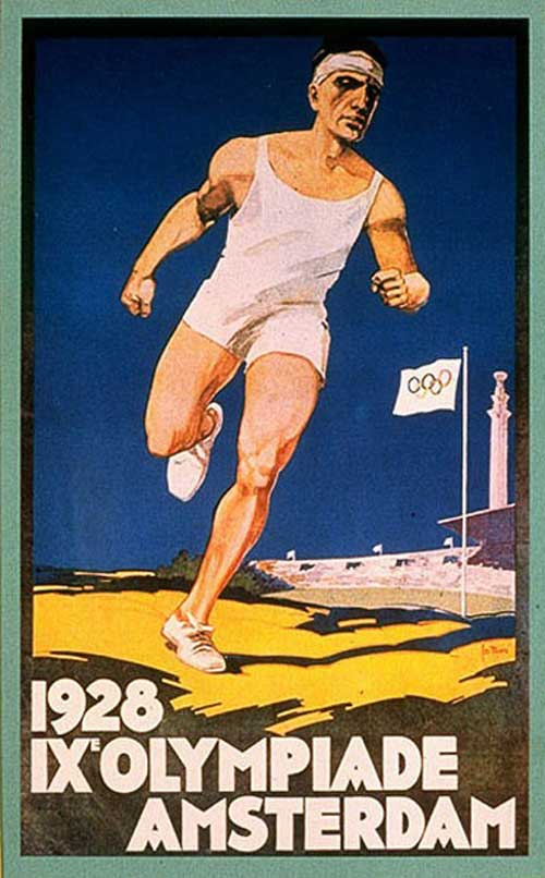 Olimpic games amsterdam 1928