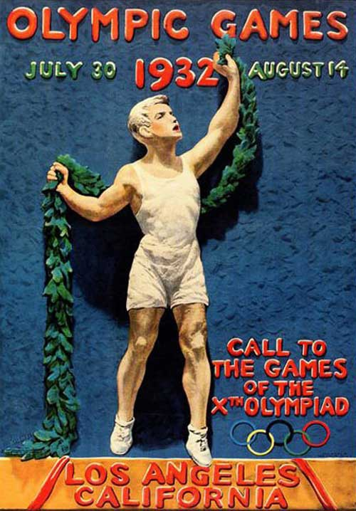 Olimpic games los angeles 1932